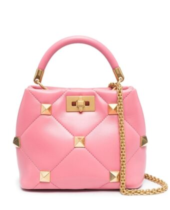 Valentino Garavani small Roman stud leather bag